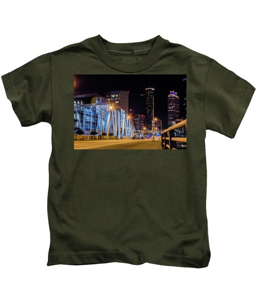 Phillips Arena Kids T-Shirt