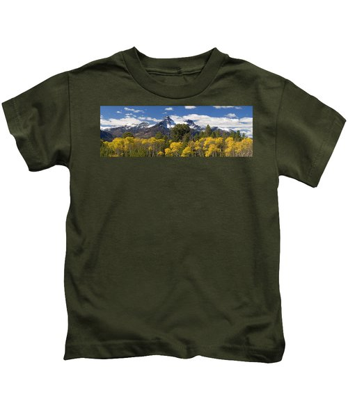 Pilot And Index Kids T-Shirt