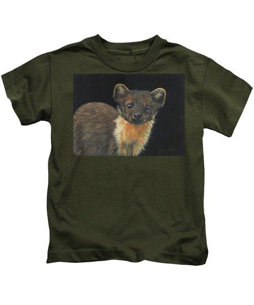 Pine Marten Kids T-Shirt