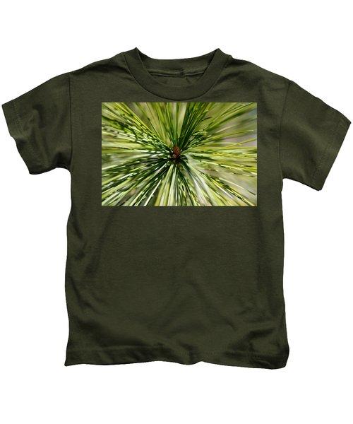 Pine Needles Kids T-Shirt