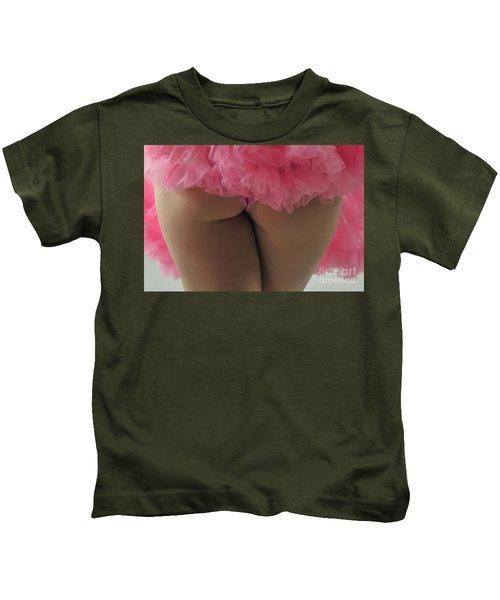 Pink Fanny Kids T-Shirt
