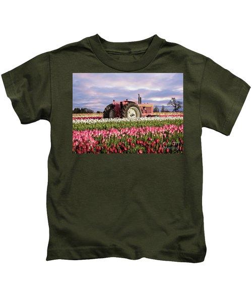 Pinky Jd Kids T-Shirt