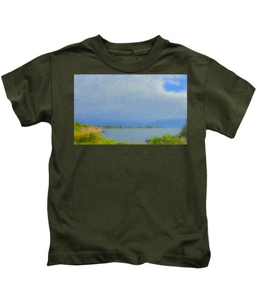 Pirate Cove Jamestown Ri Kids T-Shirt