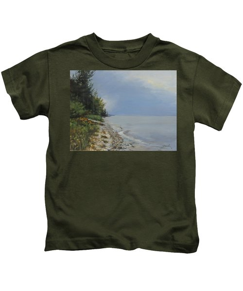 Places We've Been Kids T-Shirt