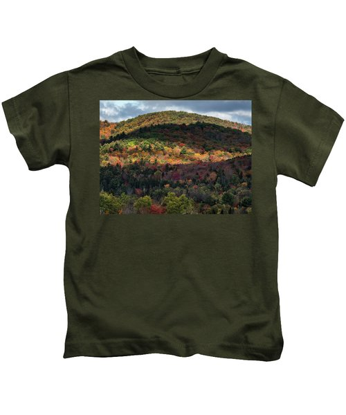 Play Of Light And Shadows. Kids T-Shirt