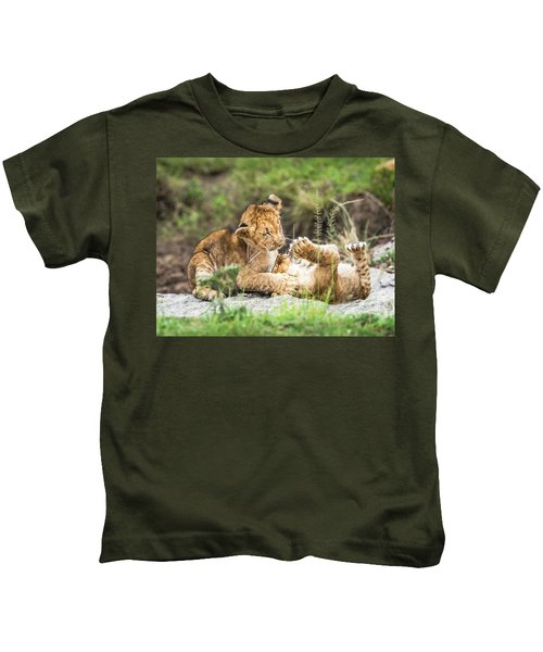 Playing Around Kids T-Shirt