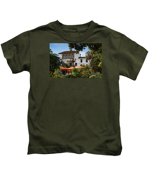 Plaza De Naranjas Kids T-Shirt