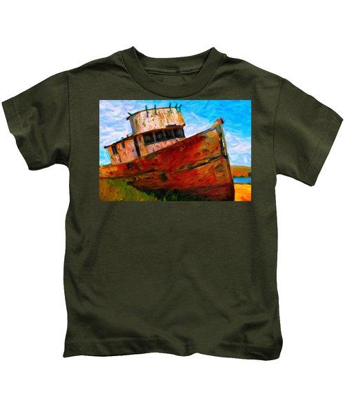 Point Reyes Kids T-Shirt