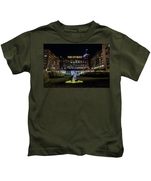 Ponce City Market Kids T-Shirt