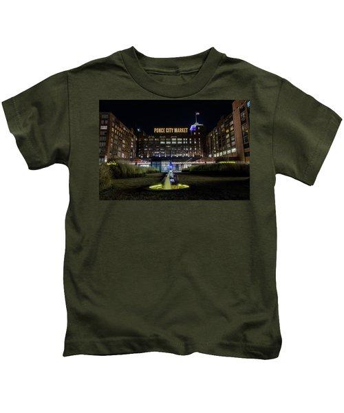 Ponce City Market Kids T-Shirt