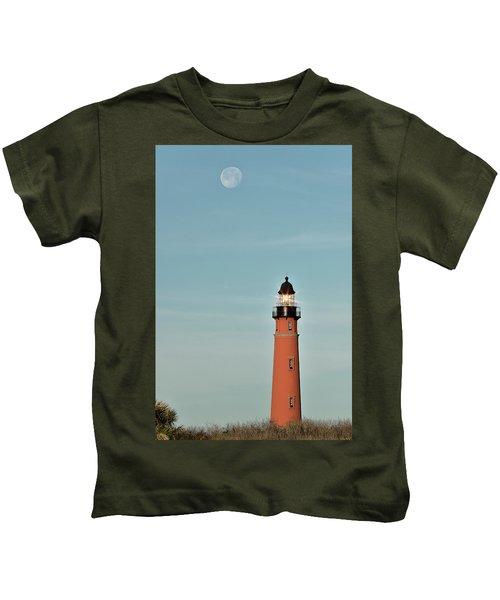 Ponce De Leon Lighthouse Kids T-Shirt