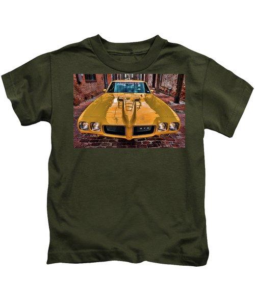 Pontiac Gto - The Judge Kids T-Shirt