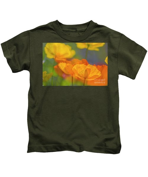 Poppy Dreams Kids T-Shirt