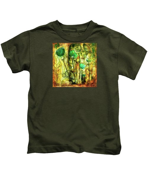 Poppy Pods Kids T-Shirt