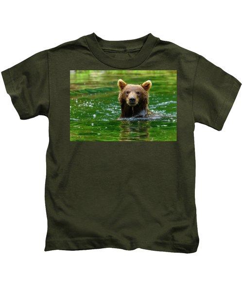 Pose Kids T-Shirt
