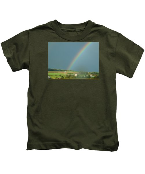Pot Of Gold Kids T-Shirt