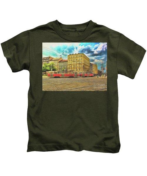 Prague Kids T-Shirt