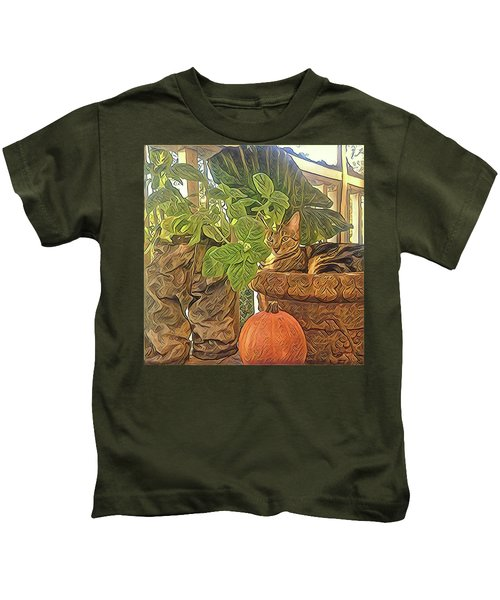 Precious Pumpkin Kids T-Shirt