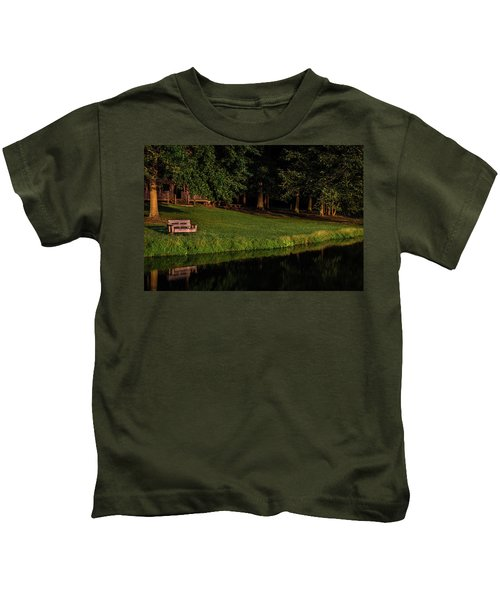 Prelude To A Dream Kids T-Shirt