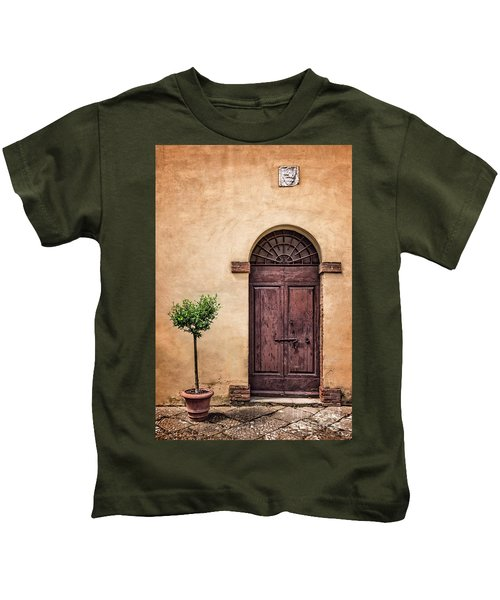 Presently In The Past Kids T-Shirt