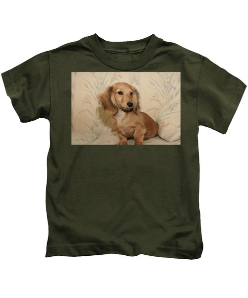 Pretty Pup Kids T-Shirt