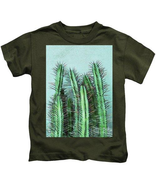 Prick Cactus Kids T-Shirt
