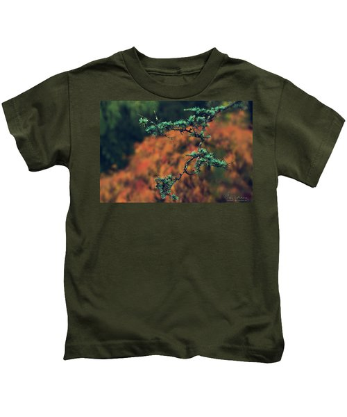 Prickly Green Kids T-Shirt