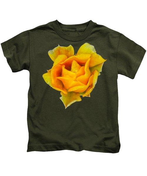 Prickly Pear Flower H11 Kids T-Shirt