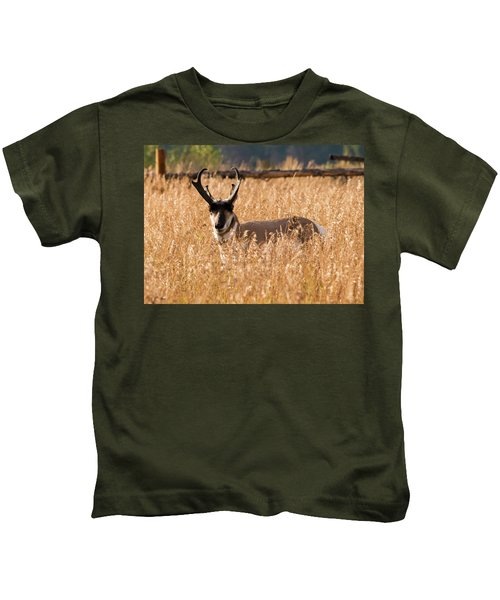 Pronghorn Kids T-Shirt