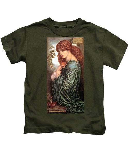 Proserpine 1881 Kids T-Shirt
