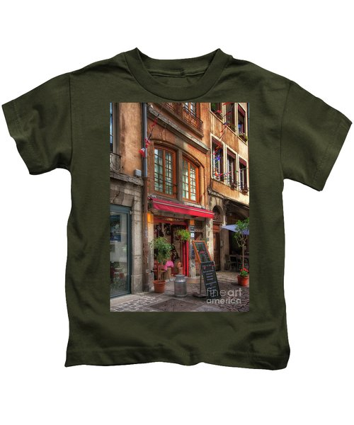 French Cafe Kids T-Shirt