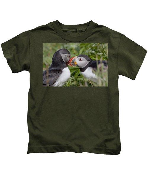 Puffin Love Kids T-Shirt