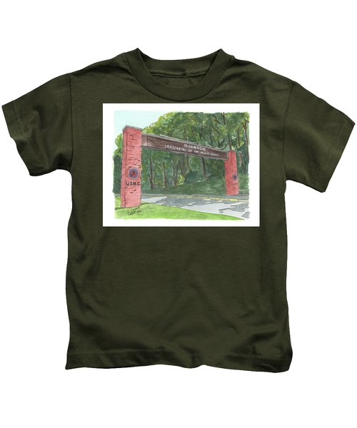 Quantico Welcome Kids T-Shirt