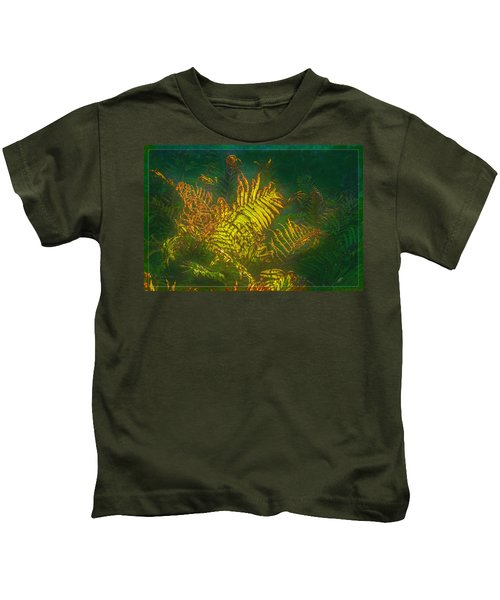 Quantum Fern.... Kids T-Shirt