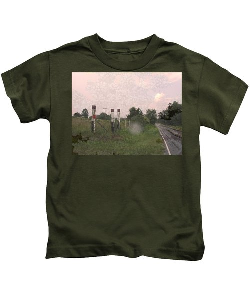 Queen Anne Road Kids T-Shirt