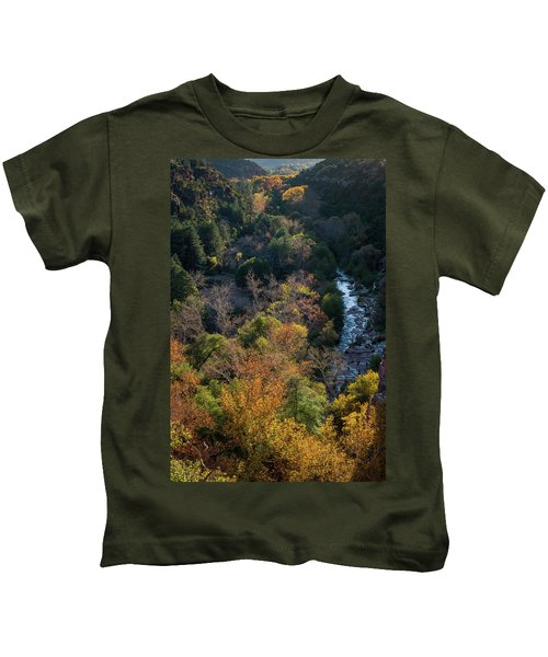 Quiet Canyon Kids T-Shirt