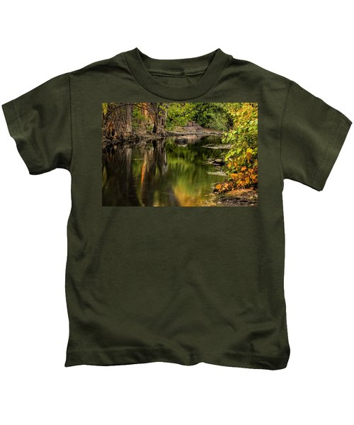 Quiet River Kids T-Shirt