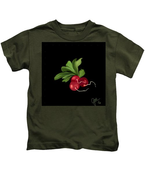 Radishes Kids T-Shirt