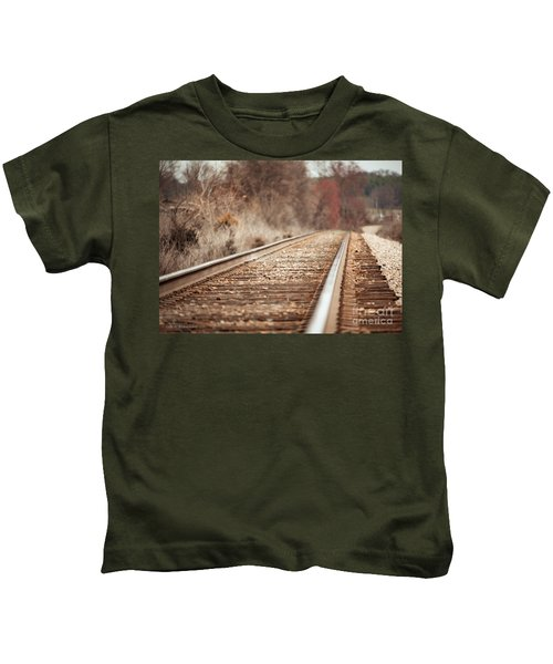 Rails Kids T-Shirt