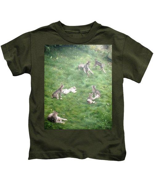 Play Together Prey Together Kids T-Shirt