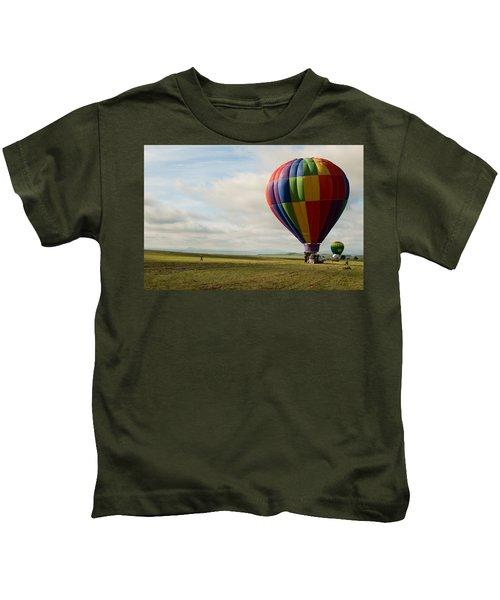 Raton Balloon Festival Kids T-Shirt