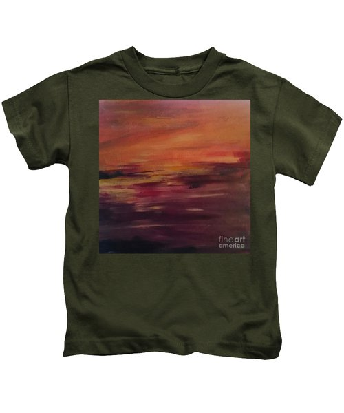 Raw Emotions Kids T-Shirt
