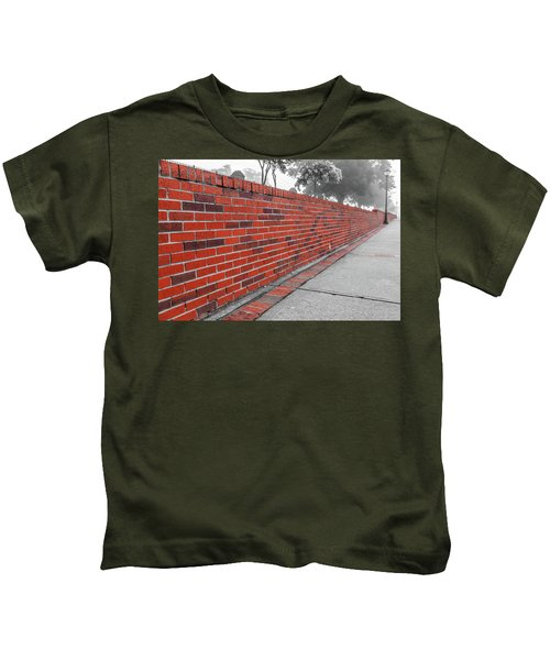 Red Brick Kids T-Shirt