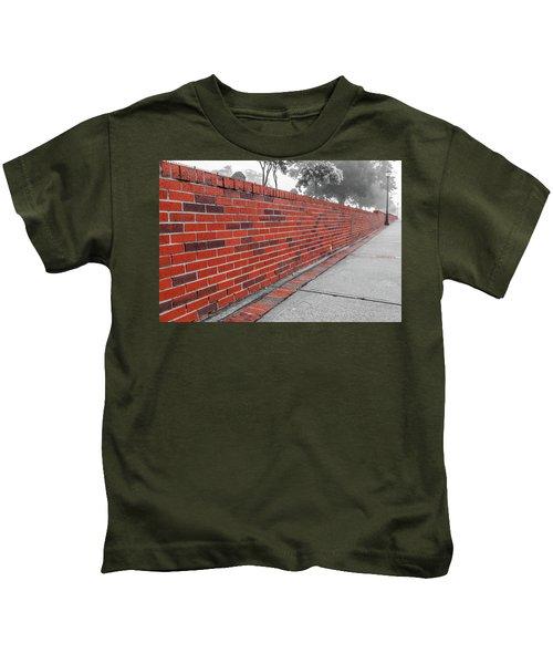 Red Brick Kids T-Shirt