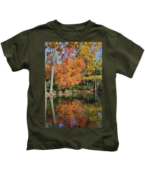 Red Cedar Banks Kids T-Shirt