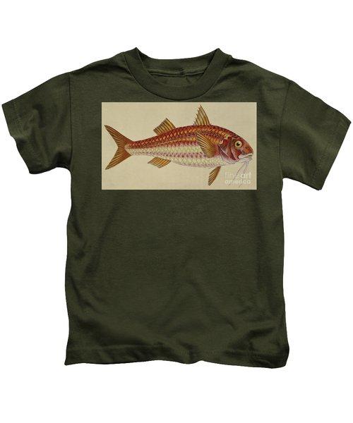 Red Mullet Kids T-Shirt