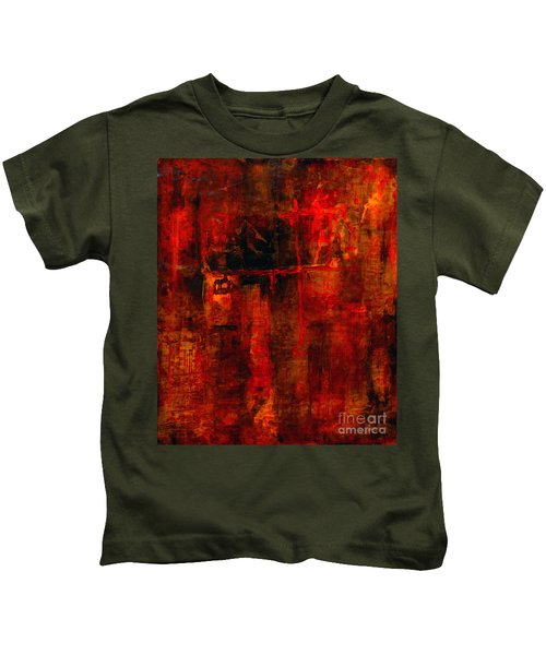 Red Odyssey Kids T-Shirt