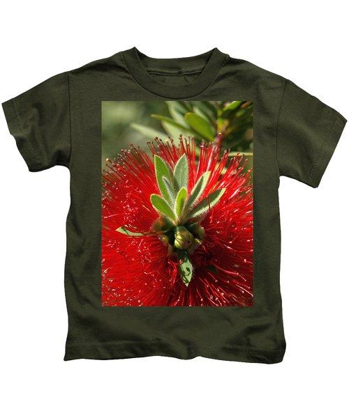 Red Surprise Kids T-Shirt
