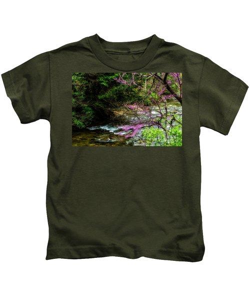 Redbud And River Kids T-Shirt
