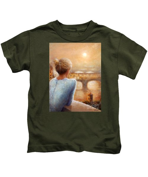 Reflections Of Florence Kids T-Shirt
